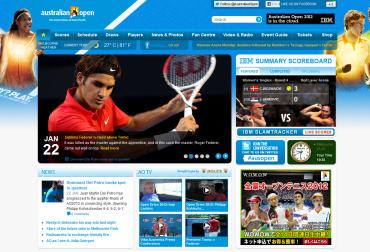 全豪オープン2012公式サイト