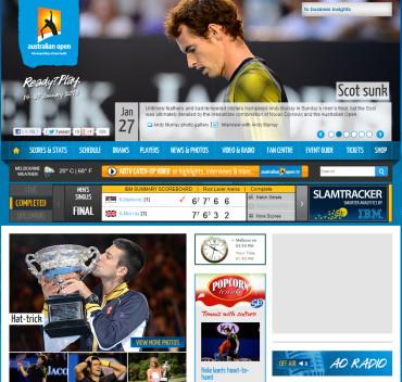 オーストラリアンオープン2013、ファイナル後