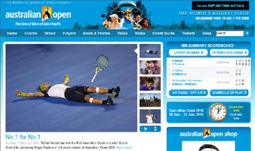 全豪オープン2009、ナダル優勝