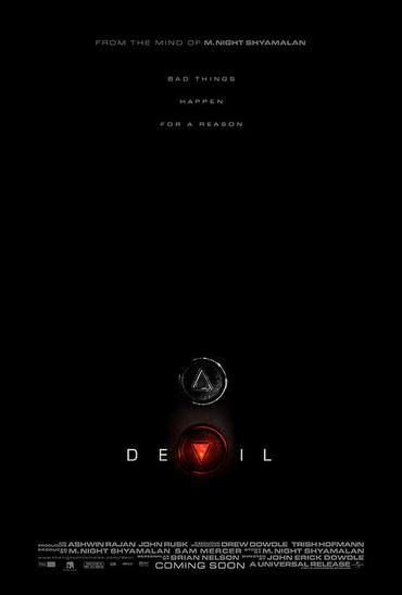 devil ポスター
