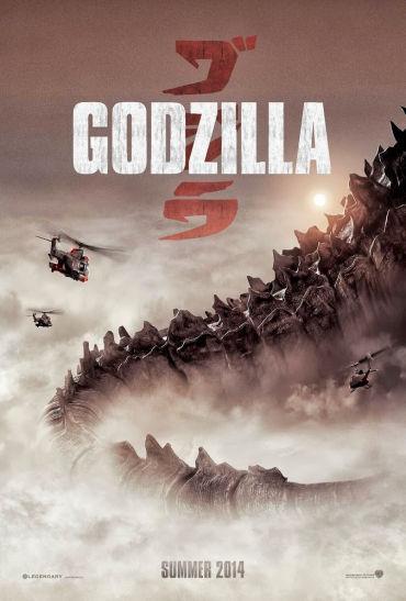ハリウッド版ゴジラ2014年公開Ver
