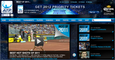 ATP Official best hot shot 2011