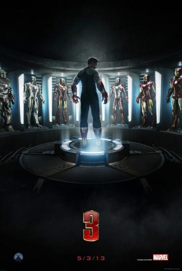 アイアンマン3 ポスター