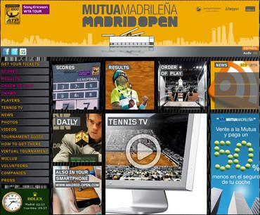 Masters1000 マドリッド2010