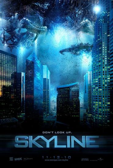 映画『スカイライン』ポスター