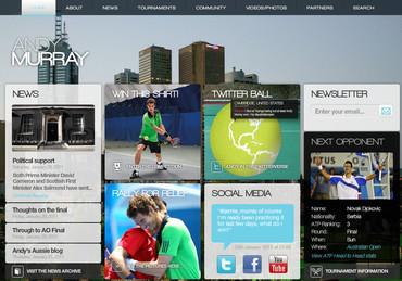 マレー 公式サイト
