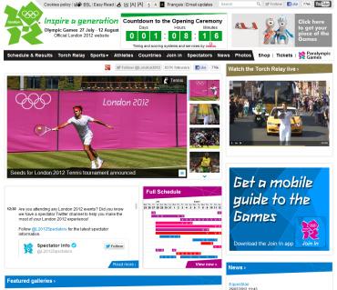 ロンドン 2012 オリンピック