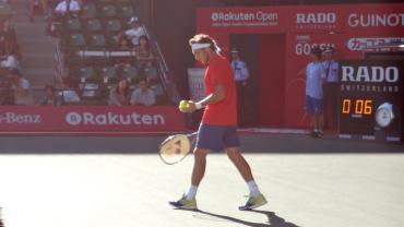 楽天・ジャパン・オープン2012 モナコ