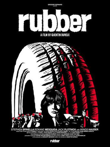 映画『Rubber(ラバー)』ポスター