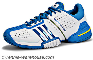 TennisWarehouse Barricade6.0