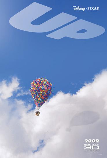 『Up』のポスター