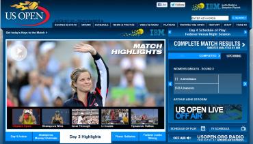 USオープン2012 day 4