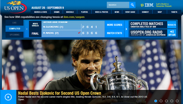 USオープン2013、ナダル優勝