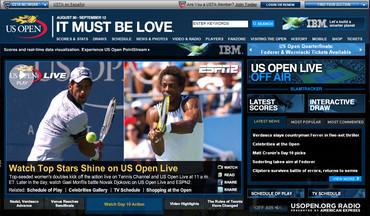 USオープン2010、準々決勝
