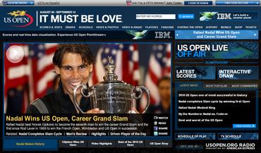 USオープン2010、ナダル優勝