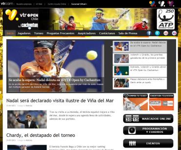 チリのVTRオープン2013