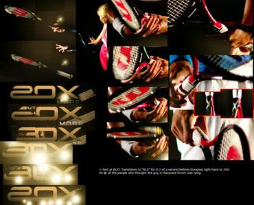 ウイルソン2010年ニューラケット BLX